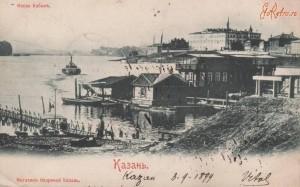 Озеро Кабан, 1899г., фото www.etoretro.ru